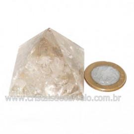 Pirâmide Fumê Pedra Baseada Nas Medidas da Quéops Cod 128413