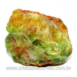 Opala Verde Pedra Genuina P/Coleçao ou Lapidaçao Cod 114698
