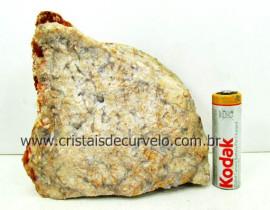 Calcedonia Geodo Pedra Natural Bruto de Garimpo Para Colecionador Cod 512.5