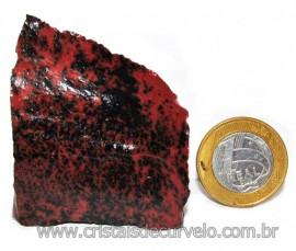 Obsidiana Mogno ou Mahogany Pedra Bruta Vulcanica Cod 115830