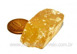 Calcita Otica Bruto Pedra Rara Baixa Qualidade Cod CO5355