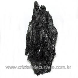 Cianita Preta ou Vassoura de Bruxa Pedra Extra Cod 117991