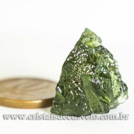 Moldavita Pedra Formada por Impacto de Meteoro Cod 125155