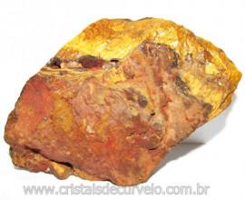 Olho de Tigre Pedra Extra Bruto Natural da África Cod 111123