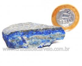 Lapis Lazuli Lazurita Bruto Natural Colecionador Cod 121555