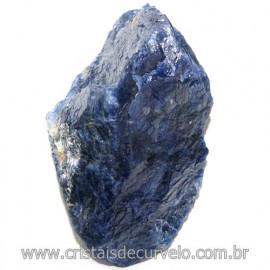 Sodalita Azul Natural de Garimpo Para Colecionar Cod 118064