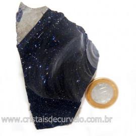 Pedra Estrela Pigmento Dourado Bruto Para Lapidar Cod 122770