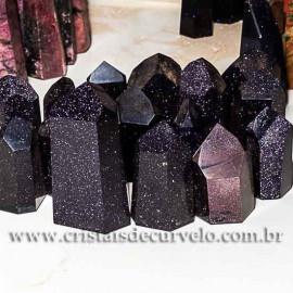 1 kg Ponta Pedra Estrela Lapidado T/Medio Gerador ATACADO