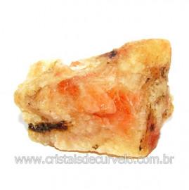 Pedra Do Sol / Goldstone Bruta Natural de Garimpo Cod 117129