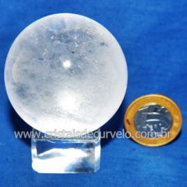 Bola Cristal Comum Qualidade Pedra Uso Esoterico Cod 119776