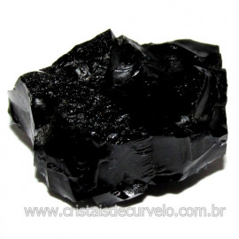 Azeviche Bruto Pedra Organica Ambar Negro Linhito Cod 114335