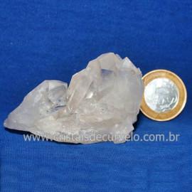 Drusa Cristal Extra Pedra Ideal Para Esoterismo Cod 121764