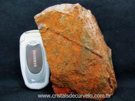 BRONZITA Pedra Bruto Natural de Garimpo Pra Colecionador ou Esoterismo Cod 837.8