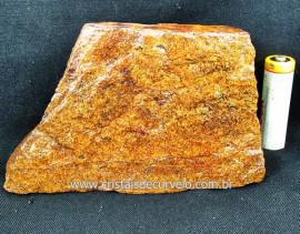 Bronzita Pedra Bruto Natural de Garimpo Pra Colecionador ou Esoterismo Cod 670.7