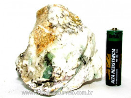 Fluorita Verde Pedra Natural Bruto Para Esoterismo Cod FV9550