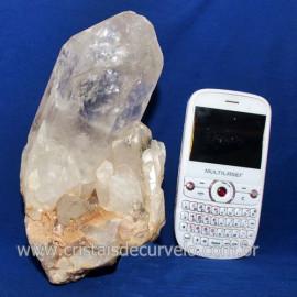 Drusa Cristal Natural Pedra Grande Boa Qualidade Cod 118197