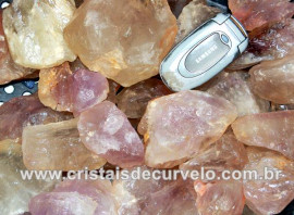 Quartzo Tok AMETISTA Pedra Bruto Natural Pacote Atacado 20 kg REF AB2643