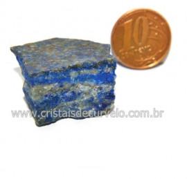 Lapis Lazuli Lazurita Bruto Natural Colecionador Cod 121566
