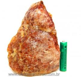 Hematóide Vermelho Natural Quartzo Cristalizado Cod 106368
