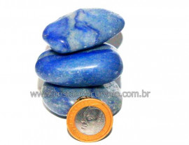 01 kg Massageador De Seixo Quartzo Azul ATACADO REFF MS2088