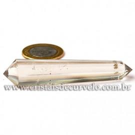 Voguel Bi Terminado Cristal Fumê 12 Faces Vogel Cod 112772