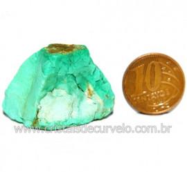 Crisoprasio Bruto Especial Pedra da Esperança Cod 119678