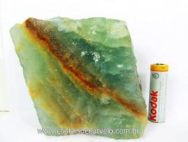 Onix Argentino ou Onix Azul Pedra Bruto Natural Importado P Colecionador Cod 454.4