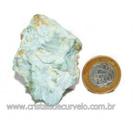 Turquesa Bruta Extra Pedra Natural Para Coleçao Cod 115960