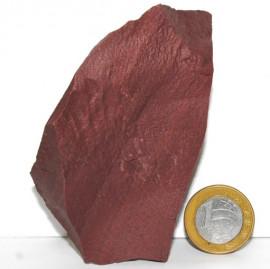 Dolomita Vermelha Pedra Natural Bruto de Garimpo Cod 110881