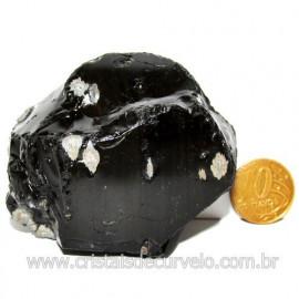 Obsidiana Flocos de Neve Pedra Vulcanica Natural Cod 114672