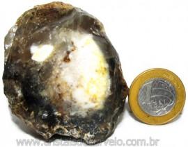 Agata Natural Ideal P/ Esoterismo ou Colecionador Cod 110931