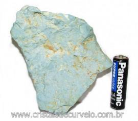Turquesa Bruta Extra Pedra Natural Para Coleçao Cod 115945