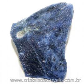 Sodalita Azul Natural de Garimpo Para Colecionar Cod 118078