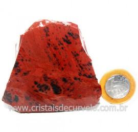 Obsidiana Mogno ou Mahogany Pedra Bruta Vulcanica Cod 127635