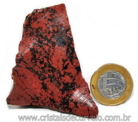 Obsidiana Mogno ou Mahogany Pedra Bruta Vulcanica Cod 115828