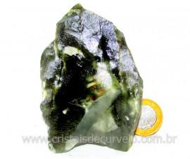 Aragonita Verde Pedra Bruto Natural Rocha de Garimpo Cod AV5002