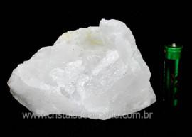 Quartzo Leitoso ou Branco Pedra Bruto Natural Cod 102339