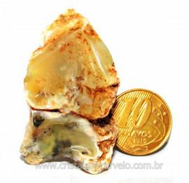 Opala Pedra Bruto Orgânico Fossilizado P/ Coleção Cod 104340