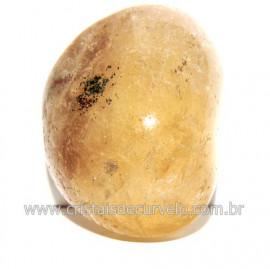 Citrino Natural de MG Pedra Rolada Nao Bombardeado Cod 118188