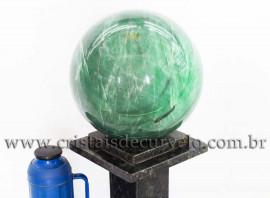 Bola Gigante 32kg Quartzo Verde Aventurina Extra Cod 109072