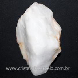 Quartzo Leitoso ou Branco Pedra Bruto Natural Cod 118658