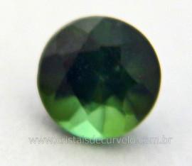 Turmalina Verde Gema Pedra Natural Para Joias Montagem Prata Ouro Cod 2.8