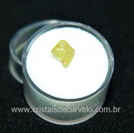 Crisoberilo Mineral Raro Grupo do Berilo Boa Cor Cod 118461