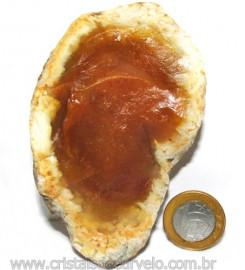 Agata Natural Ideal P/ Esoterismo ou Colecionador Cod 110928