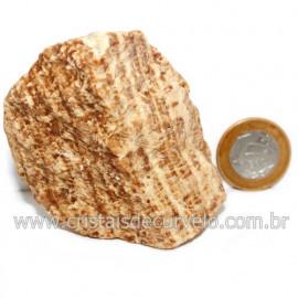 Aragonita do Peru Pedra Bruto Mineral de Garimpo Cod 122984