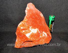 Pedra Do Sol Pigmento Dourado Para Lapidar Colecionador ou Esoterismo Cod 462.5