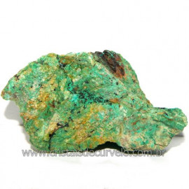 Crisocola Bruto Natural Pedra Nativa do Cobre Cod 113614