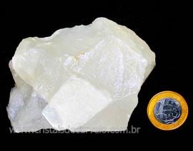 Aragonita Branca Pedra Natural Para Esoterismo Cod AB8625