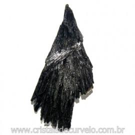 Cianita Preta ou Vassoura de Bruxa Pedra Extra Cod 117986