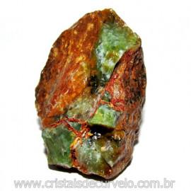 Opala Verde Pedra Genuina P/Coleçao ou Lapidaçao Cod 114712